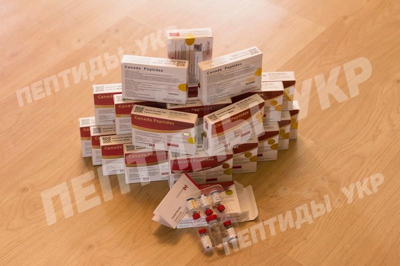 Стимулятор выработки гормона роста Canada Peptides cjc-1295 (1 упаковка 5 фл.)